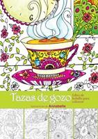 TAZAS DE GOZO PARA COLOREAR