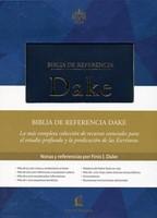 Biblia de Referencias Dake (Piel Italiana)