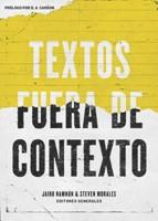 Textos Fuera De Contexto (Tapa rústica suave)