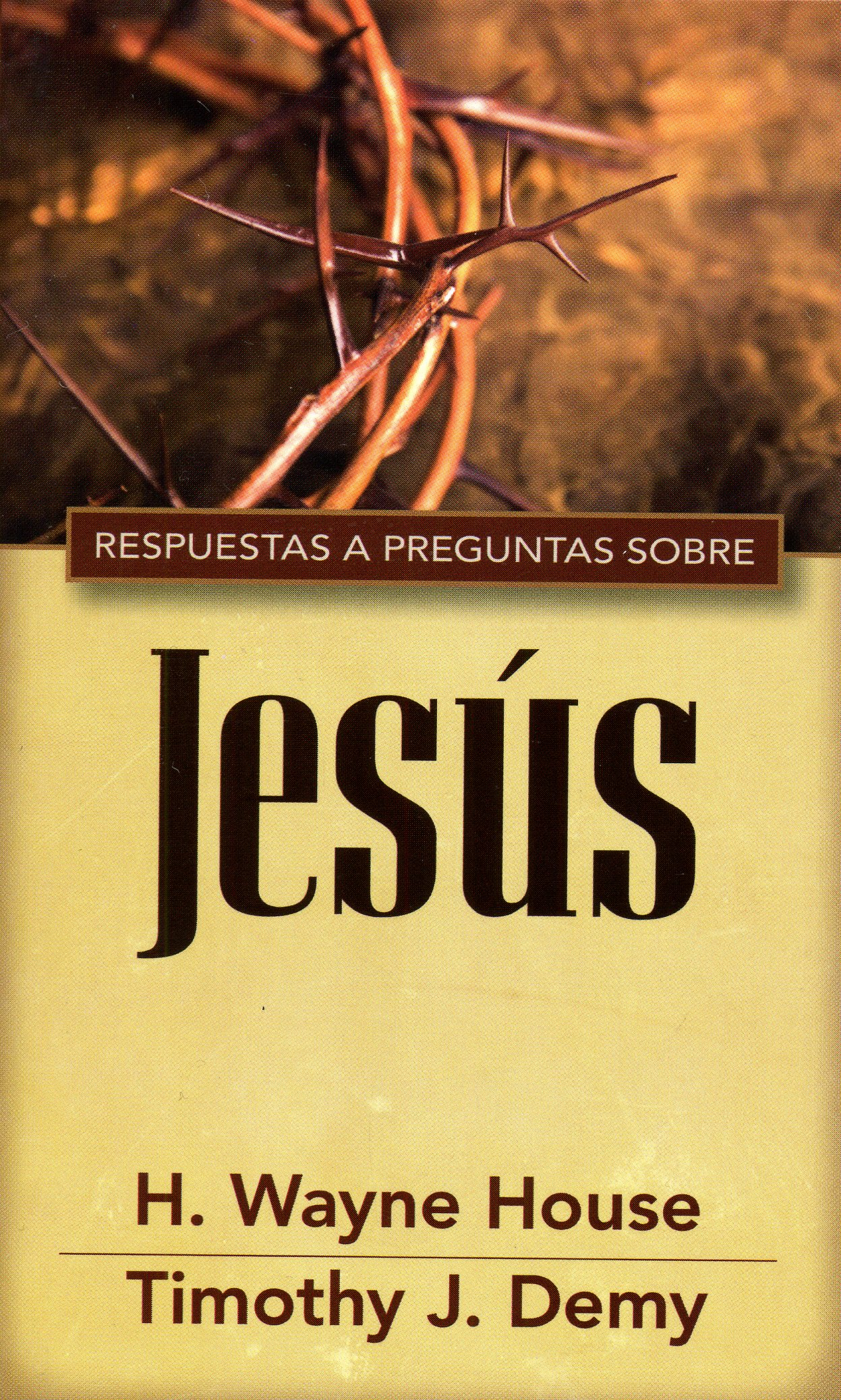 Respuestas a preguntas sobre Jesús