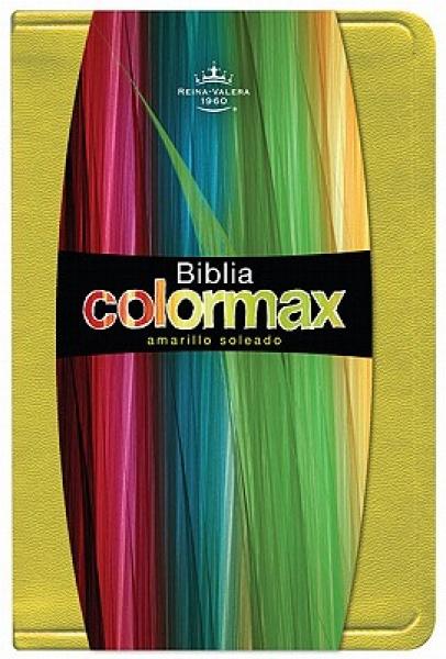 Biblia Colormax Amarillo Soleado