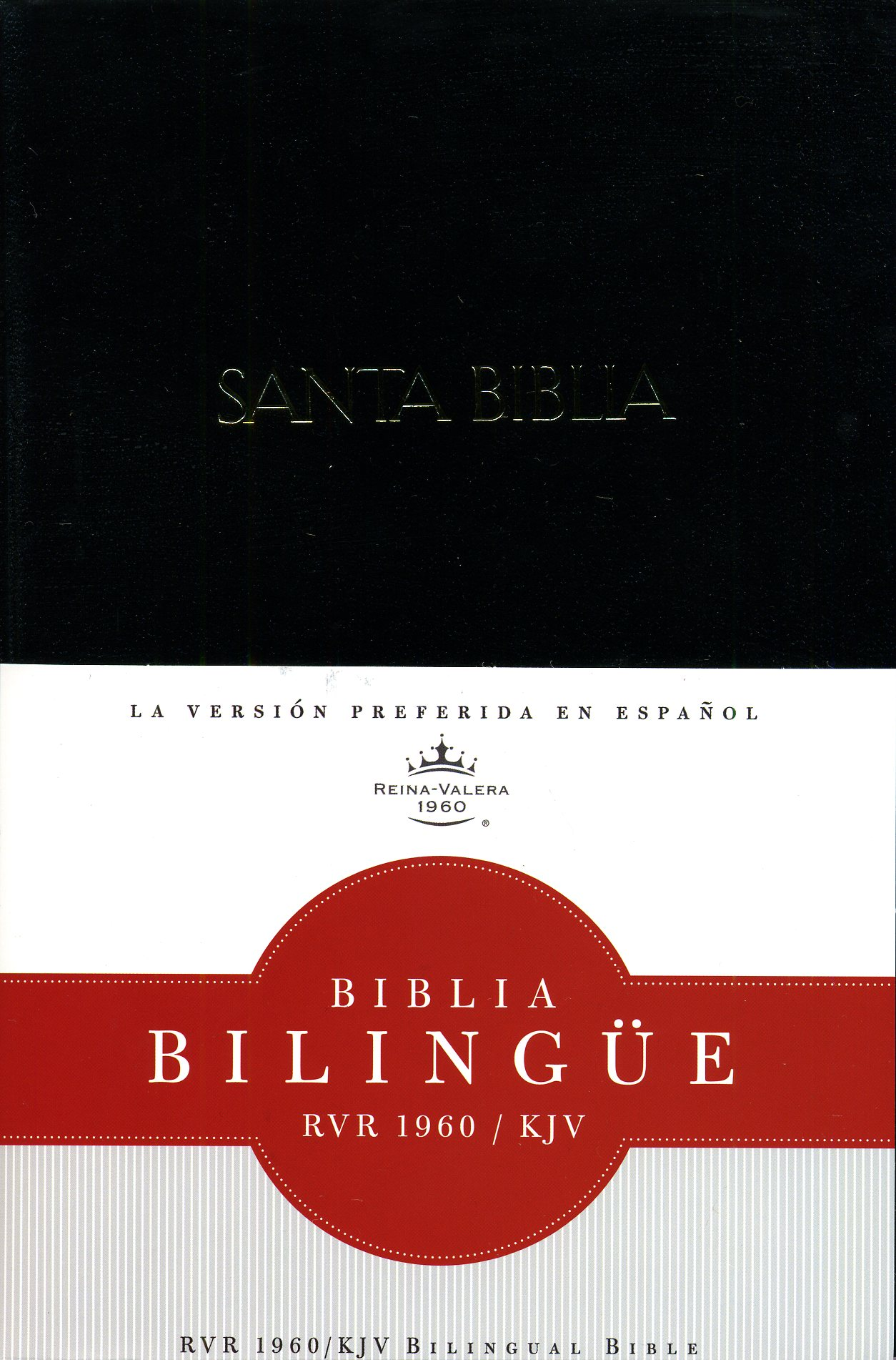 Biblia Bilingüe RVR60/KJV