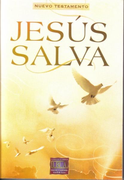 Nuevo Testamento Jesús Salva