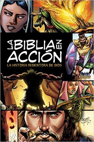 Biblia en Acción en Comic