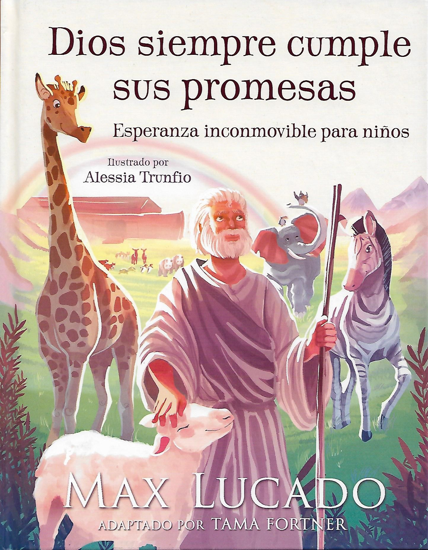 Dios siempre cumple sus promesas