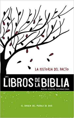 NVI, Los Libros de la Biblia: La Historia del Pacto, Rústica / tapa Blanda