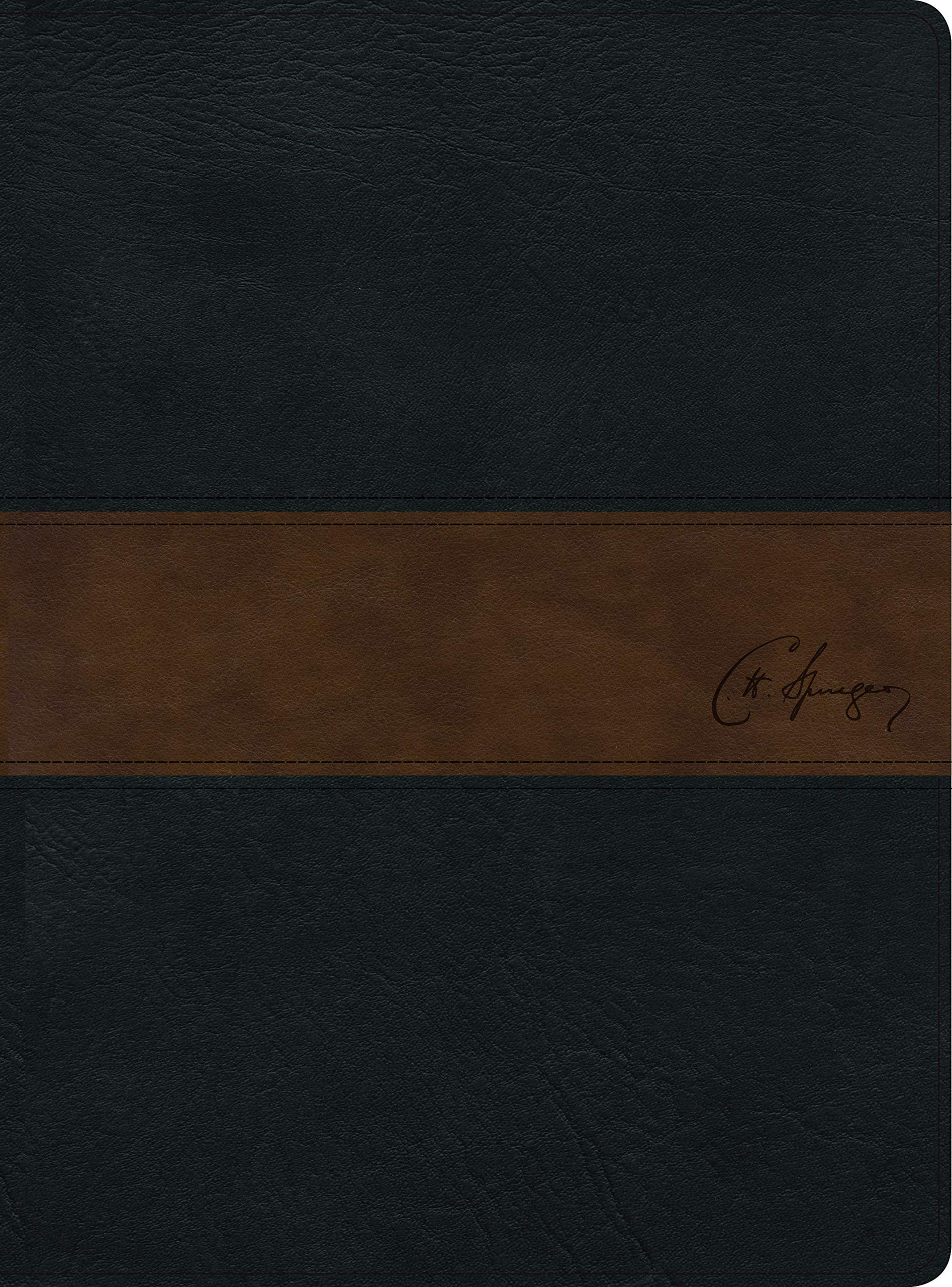 Biblia de Estudio Spurgeon RVR60