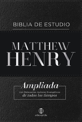 RVR Matthew Henry