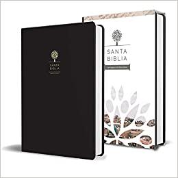 Biblia Tierra Santa RVR60 Letra Grande Manual