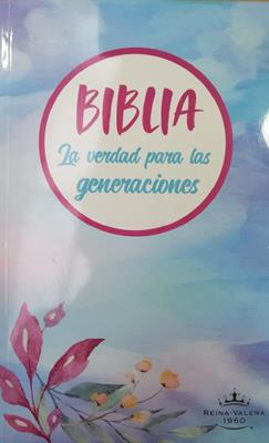 Biblia RVR60 La Verdad Letra Grande Comfort Print