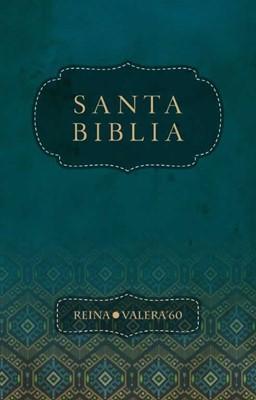 Biblia RVR60 Verde Flexible Plastificada