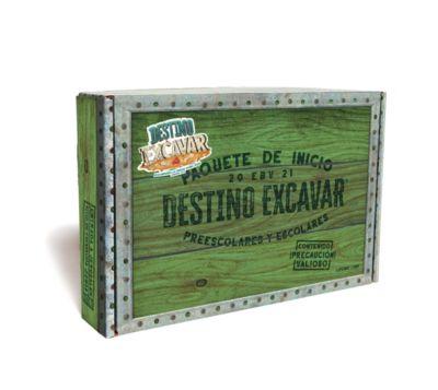 Kit Destino Excavar - Paquete de Inicio