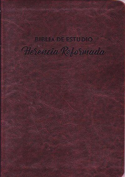 RVR60 Herencia Reformada para la Familia y el Estudio Devocional