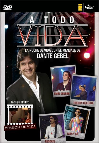DVD A TODO VIDA