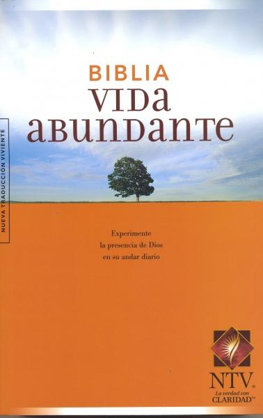 Biblia Vida Abundante NTV