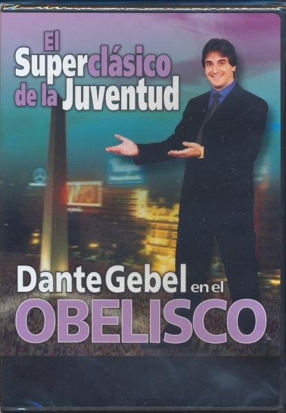 Dante Gebel En Obelisco