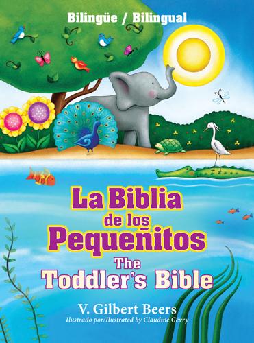 BIBLIA DE LOS PEQUEÑITOS  BILINGUE TD