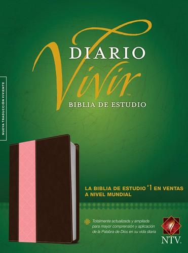 B NTV DIARIO VIVIR ESTUDIO PIEL ROSA/CAFE INDICE