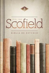 Biblia de Estudio Scofield RVR60