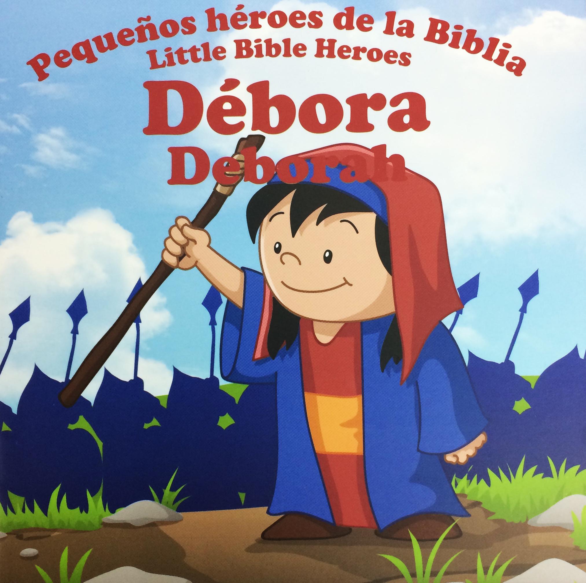 DEBORA PEQUEÑOS HEROES