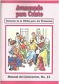 Avanzando para Cristo - Manual del Maestro No. 12