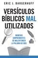 Versículos Bíblicos Mal Utilizados