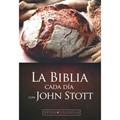Biblia RVR60 Devocional Cada Día con John Stott