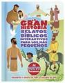 La Gran Historia: Relatos Bíblicos Interactivos para los más Pequeños