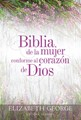 Biblia de la mujer conforme al corazón de Dios RVR60
